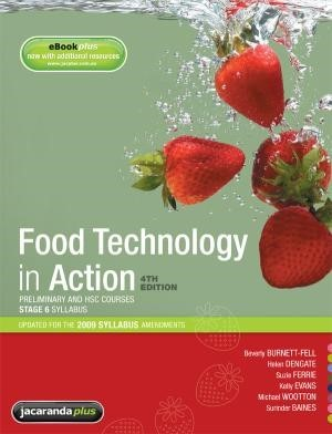 Food Technology Book